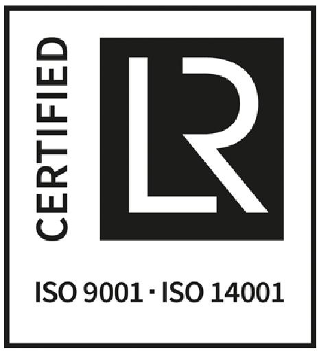 Icono de la certificación ISO